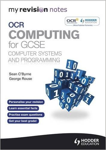 OCR GCSE Computing student revision guide
