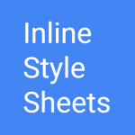 Lesson 2 Inline Style Sheets