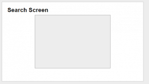 booking system blank template