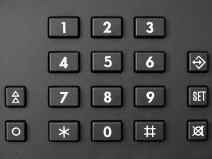 numeric-keypad