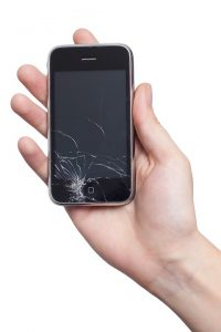 Touch screens are prone to breaking