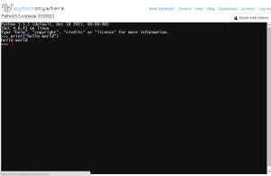 python-interpreter-screen
