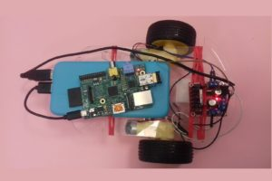 Beginner's Raspberry Pi Robot Car Tutorial
