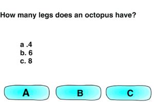 Scratch Multiple Choice Quiz