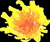 Fireball Costume