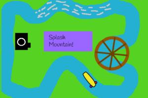 Scratch Log Flume Simulator