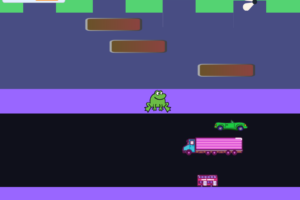 Scratch Frogger Game Tutorial