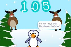 Christmas Countdown Scratch Program