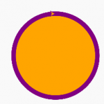 orange-and-purple-circle
